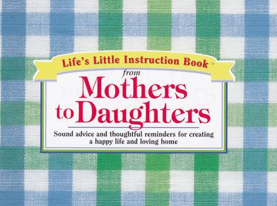 Life's Little Treasure Book on Mothers