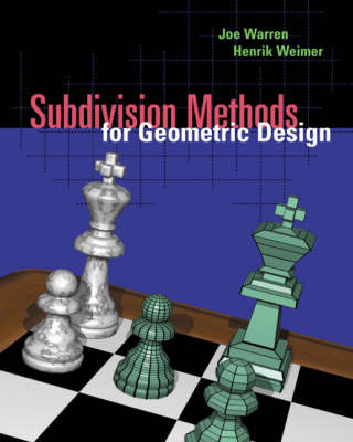 Subdivision Methods for Geometric Design: A Constructive Approach