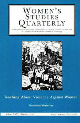 Teaching About Violence Against Women