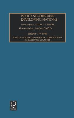 Policy Studies in Developing Nations: v. 4