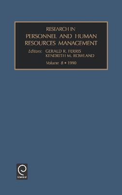 Research in Personnel and Human Resources Management: v. 8