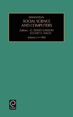Advances in Social Science and Computers