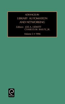 Advances in Library Automation and Networking