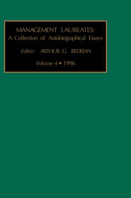 A Collection of Autobiographical Essays: Volume 4