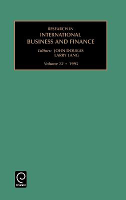 Research in International Business and Finance