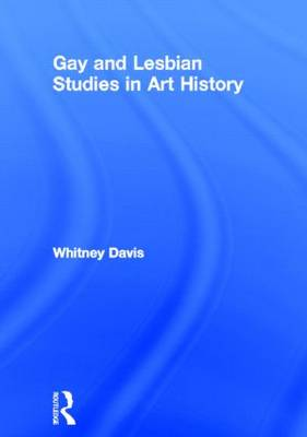 Gay and Lesbian Studies in Art History