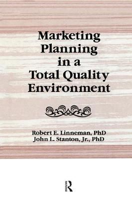 Marketing Planning in a Total Quality Environment