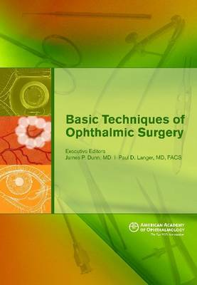 Basic Techniques of Ophthalmic Surgery: v. 2