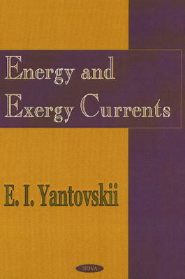Energy & Exergy Currents: An Introduction to Exergonomics