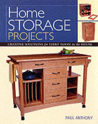 Home Storage Projects: Creative Solutions for Every Room in the House