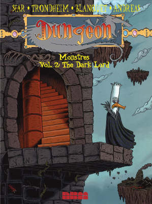 Dungeon Monstres: v. 2: Dungeon Monstres Vol.2 Dark Lord