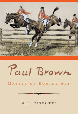 Paul Brown: Master of Equine Art