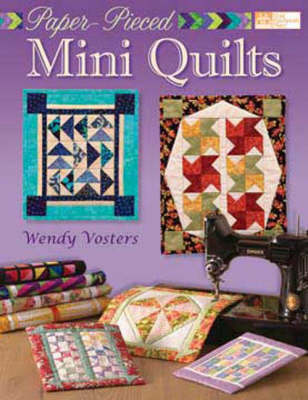Paper-Pieced Mini Quilts