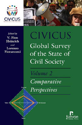 Civicus Global Survey of the State of Civil Society: Volume 2: Civicus Global Survey of the State of Civil Society v. 2; Comparative Perspectives Comparative Perspectives