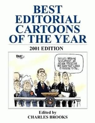 Best Editorial Cartoons of the Year: 2001