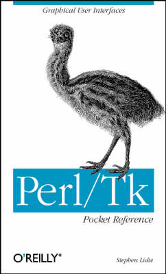 Perl/ Tk Pocket Reference
