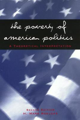 Poverty Of Amer Pol 2Nd Ed