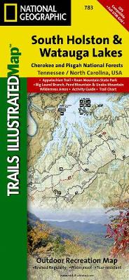 South Holston And Watauga Lakes, Cherokee & Pisgah N.f.s: Trails Illustrated Other Rec. Areas