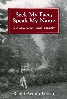 Seek My Face, Speak My Name: A Contemporary Jewish Theology
