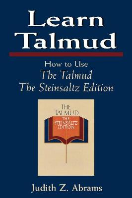 Learn Talmud: How to Use the Talmud