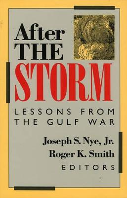 After the Storm: Lessons from the Gulf War