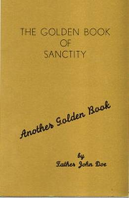 The Golden Book of Sanctity