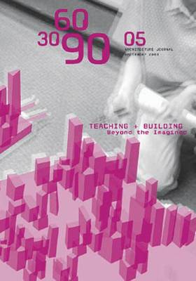 Building in Academia: Teaching and Building Beyond the Imagined