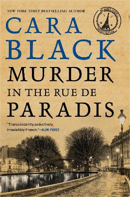 Murder In The Rue De Paradis