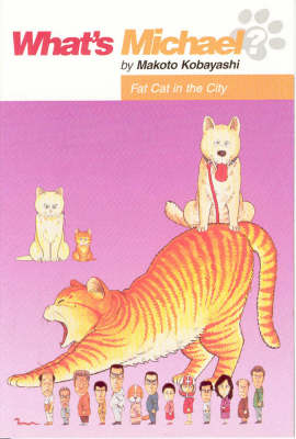 What's Michael? Volume 7: Fat Cat In The City