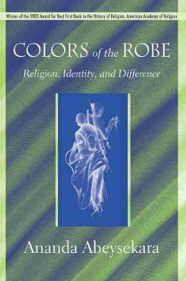 Colors of the Robe: Religion, Identity, and Difference