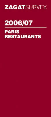 Paris Restaurants: 2006/2007