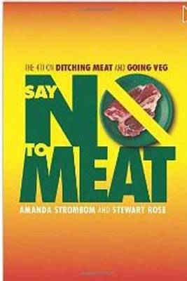 Say No to Meat: The 411 on Ditching Meat and Going Veg