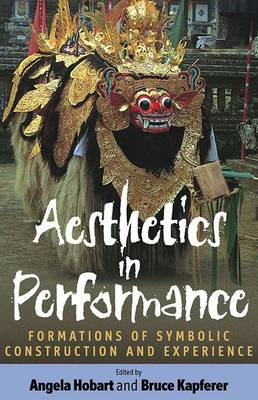 Aesthetics in Performance: Formations of Symbolic Construction and Experience