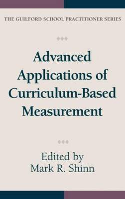 Advanced Applications of Curriculum-Based Measurement