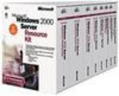 Microsoft Windows 2000 Server Resource Kit