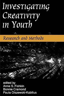 Investigating Creativity In Youth-Research and Methods