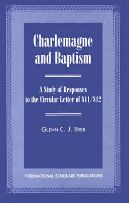 Charlemagne and Baptism
