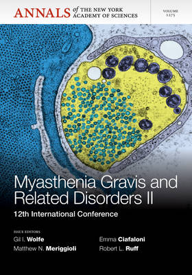 Myasthenia Gravis and Related Disorders II: 12th International Conference