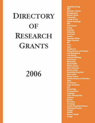 Directory of Research Grants 2006