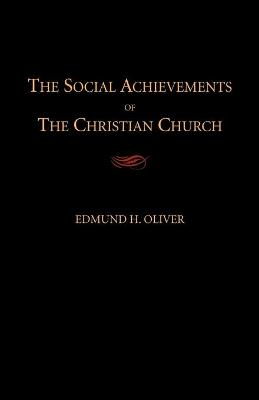 The Social Achievements of the Christian Church