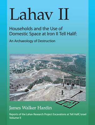 Lahav: Households and the Use of Domestic Space at Iron II Tel Haif: Bk. 2