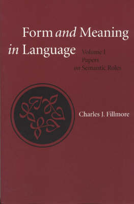 Language Form and Meaning