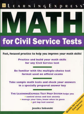Math for Civil Service Workers