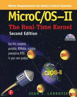 MicroC/OS II: The Real Time Kernel