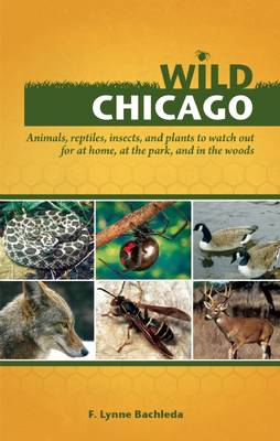 Wild Chicago: Animals, Reptiles, Insects, and Plants to Watch Out for at Home, at the Park, and in the Woods