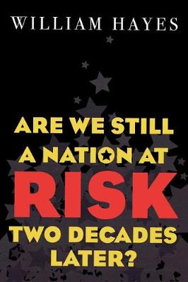 Are We Still a Nation at Risk Two Decades Later?