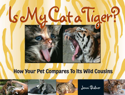 Is My Cat a Tiger?: How Your Cat Compares to Its Wild Cousins