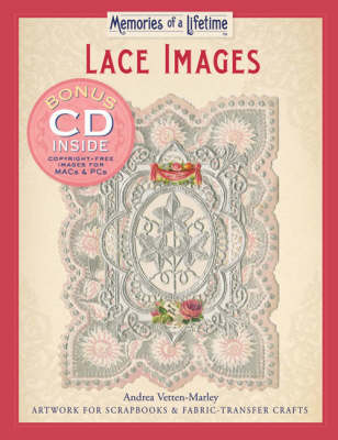 Lace Images: Artwork for Scrapbooks and Fabric-transfer Crafts