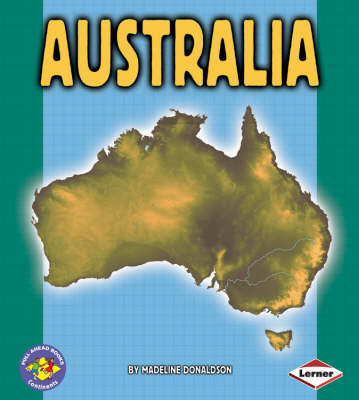 Australia: Pull Ahead Books - Continents