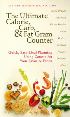 Diabetes Carbohydrate and Fat Gram Guide